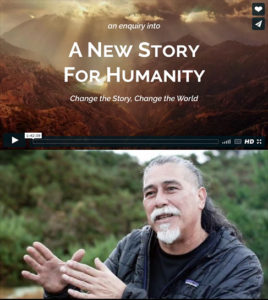 A New Story For Humanity with Kalani Souza