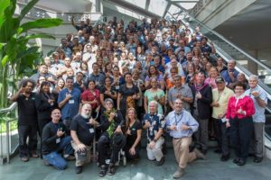 PRiMO 2016 group photo, Honolulu, March 2016